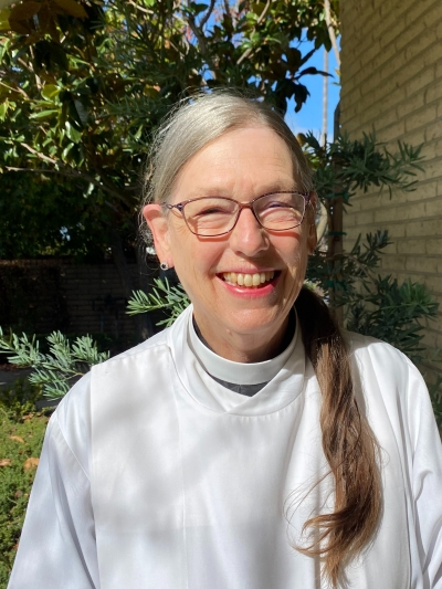 The Rev. Dr. Barbara Stewart