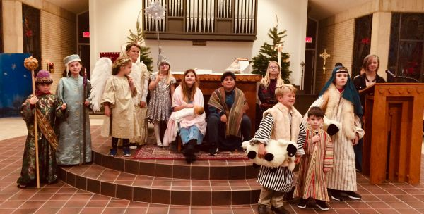 Mark your Calendar for the Annual Christmas Pageant