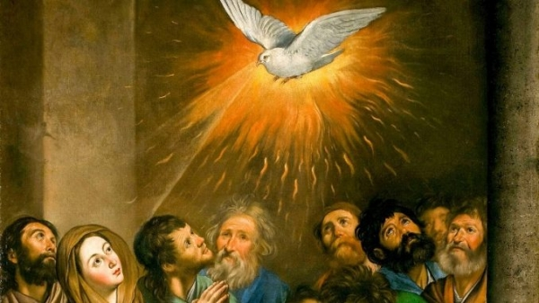 Do You Speak a Foreign Language? Speak in Tongues with us on Pentecost!
