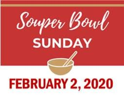 Souper Bowl Mission Outreach - February 2, 2020